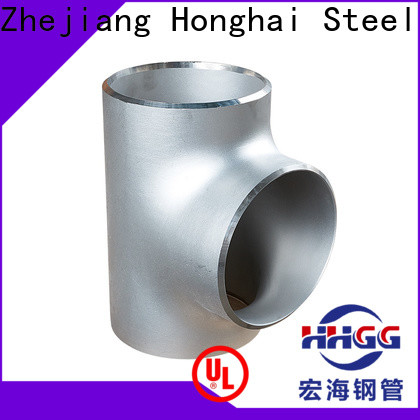 HHGG High-quality stainless steel screwed pipe fittings Supply