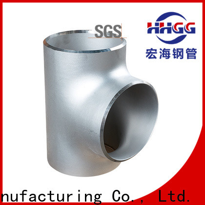 HHGG stainless steel pipe fittings suppliers for business on sale