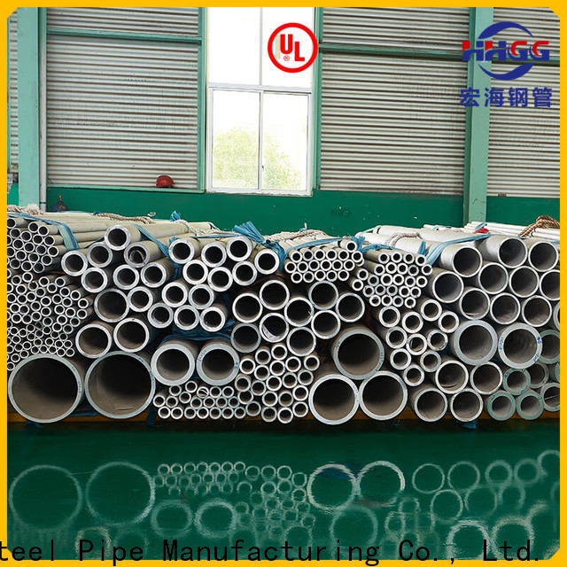 HHGG duplex 2205 pipe factory for promotion