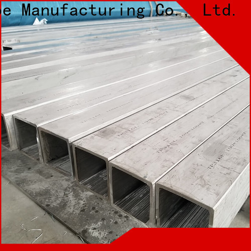 New square steel tubing factory bulk production