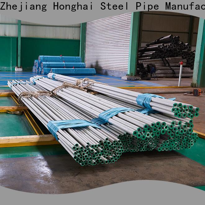 HHGG stainless steel pipe tube company bulk buy