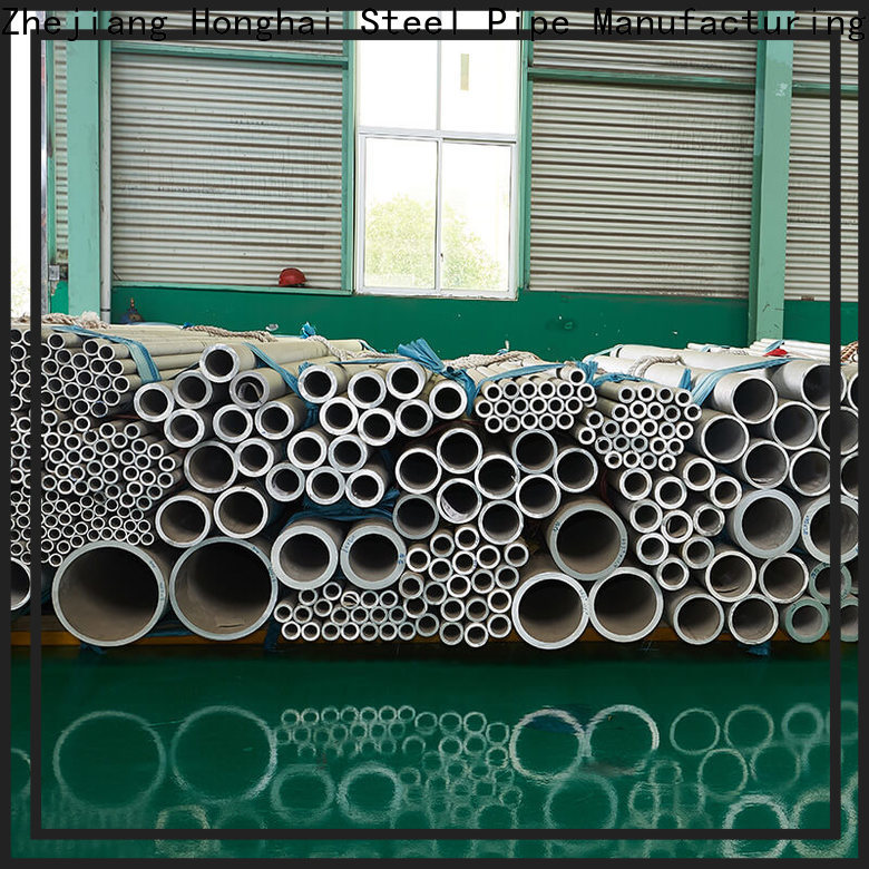 HHGG Top super duplex stainless steel pipe company for sale