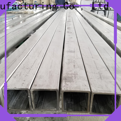 HHGG stainless square tube suppliers Supply for sale