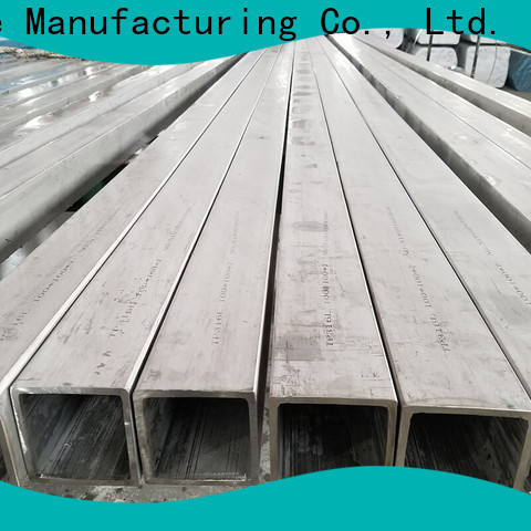 Top 304 stainless steel square tube company bulk production